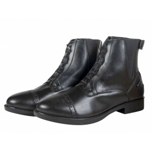 BOOTS CUIR SYNTHETIQUE